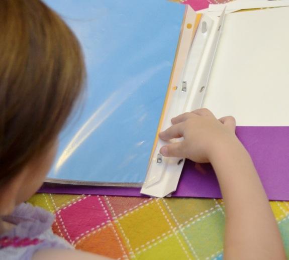Simple Summer Scrapbooks Kids Can Make