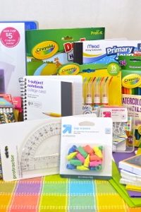 Back to School $25 VISA Gift Card Giveaway