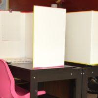 Super EASY DIY Homework Workstation