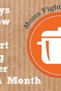 10 simple ways you can make a difference this September, Hunger Action Month /// Moms Fighting Hunger