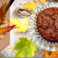Yummy Fall Breakfast Muffins