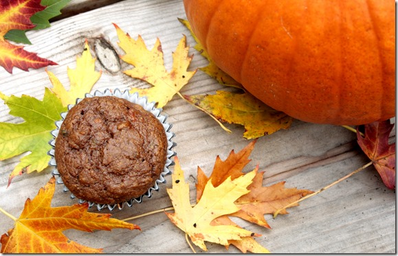 Fall Breakfast Muffin | Inner Child Food