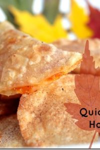 Fall Dessert Ideas: Quick & Easy Mini Handpies