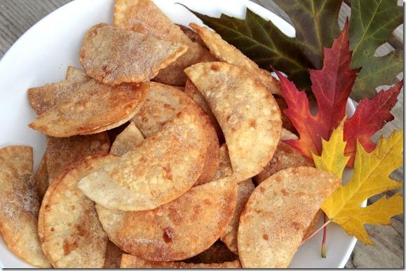 Fall Dessert Ideas - Yummy Handpies
