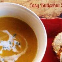Basic Squash Soup Recipe and Easy Variations