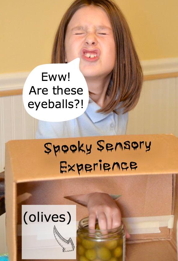 Spooky Sensory Halloween Boxes