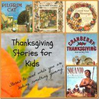 10 Kids' Thanksgiving Stories to Enjoy