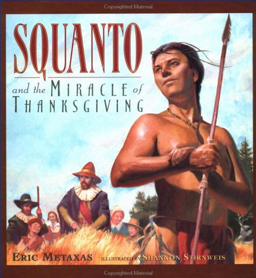 an analysis and history of squanto