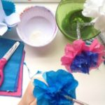 Holiday Gift Kids Can Make — Frosty Flowers