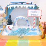 North Pole Travel Play Set