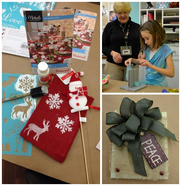 Handmade Holidays Crafting Fun