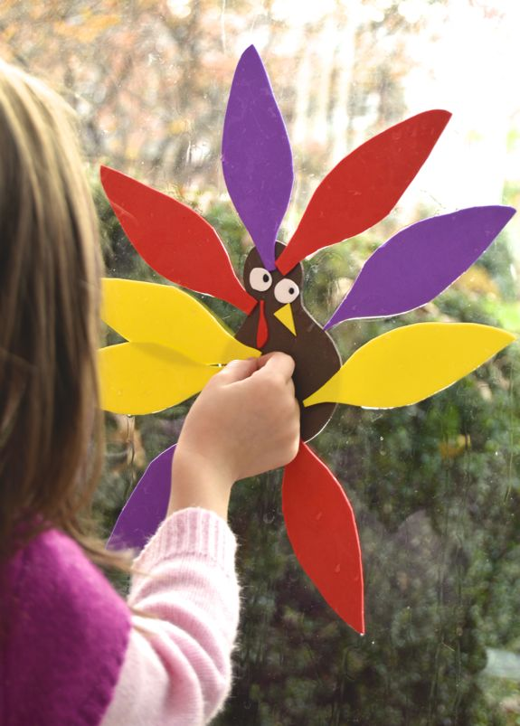 Quick Thanksgiving Craft for Kids