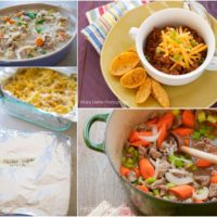 Freezer Meals for the Busy Holiday Season