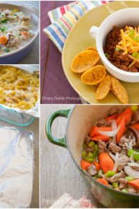 Freezer meals plan | Inner Child Food