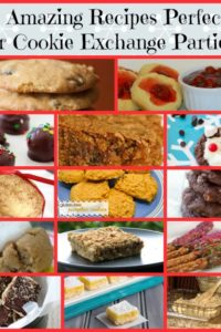 Holiday Cookie Recipes Perfect for Cookie Exchange Parties - Inner Child Food
