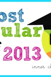 The Most Popular Learning Posts from Inner Child Learning in 2013!