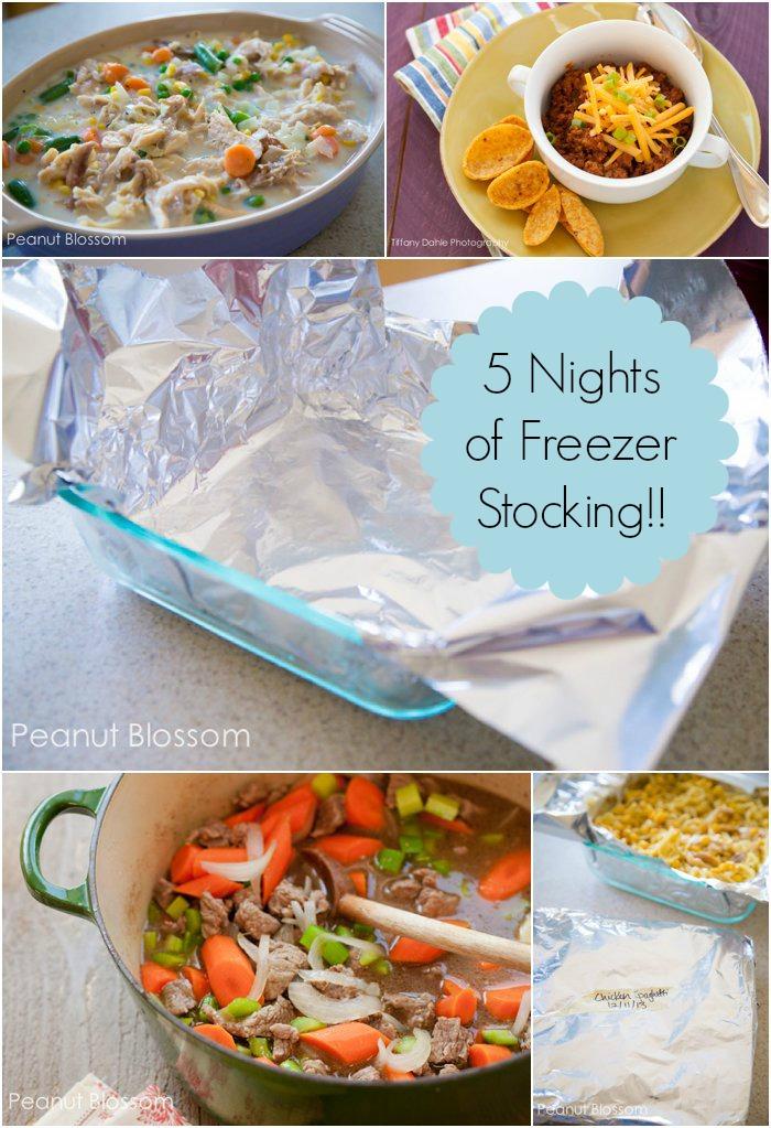 Freezer meals plan | Inner Child Food