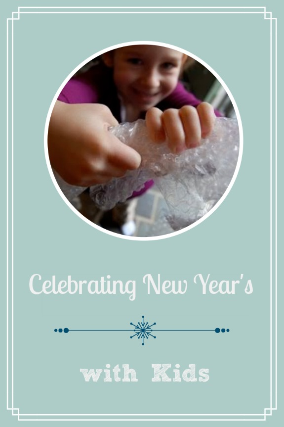 Celebrating New Year's Eve with Kids