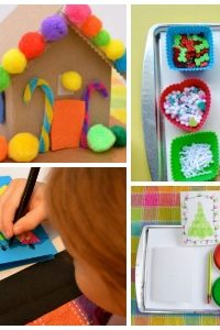 Simple Holiday Crafts for Kids