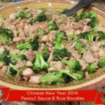 Chinese New Year 2014 Recipe
