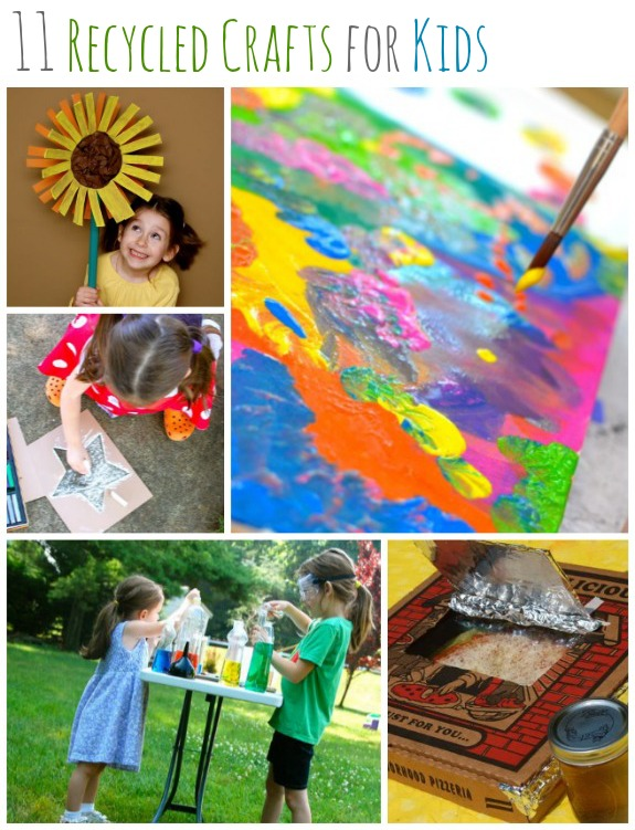 Best of 2013 -- Crafts and Activities for Kids