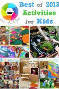 Best of 2013 — Crafts and Activities for Kids