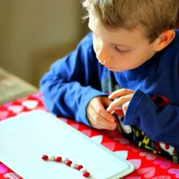 Invitation to Learn: Valentine Patterning