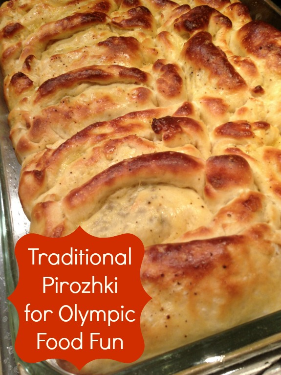 Russian Food Recipes for the Olympics