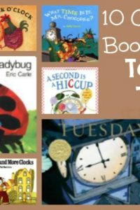 Books about Telling Time