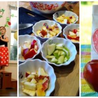 Johnny Appleseed Recipes and Crafts