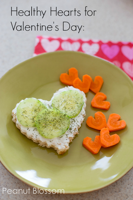Healthy Valentine's Day Treats | Inner Child Food
