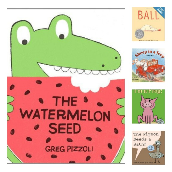 10 Great Books for Early Readers
