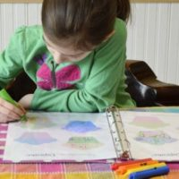 Free Printable for Preschoolers: Bakery Play Mats!