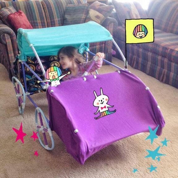 Fort magic review and giveaway inner child fun for How to make a fort out of wood