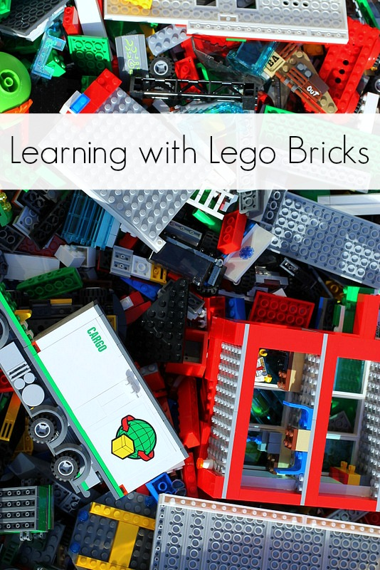 learning with lego bricks