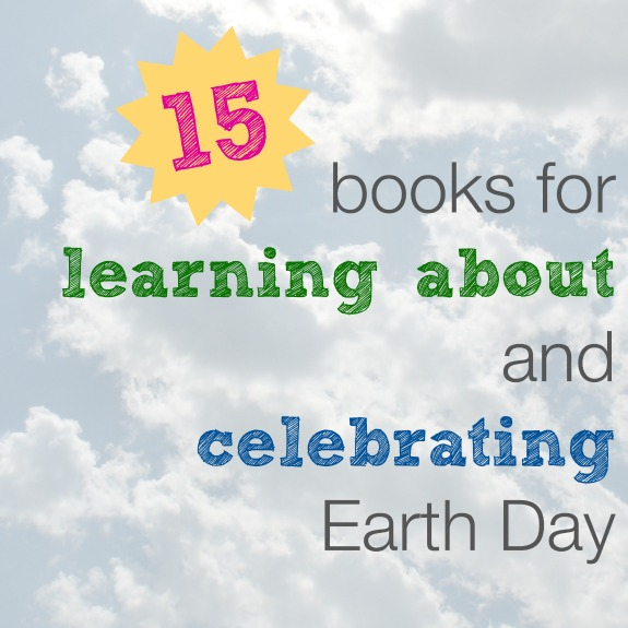 15 books for Earth Day