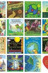 15 Books for Learning About and Celebrating Earth Day