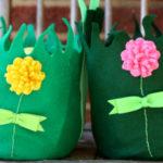 DIY Felt Easter Basket…