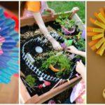 Flower Crafts for Preschoolers