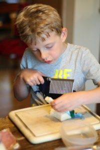 Life Skills for Kids: Sandwich Making