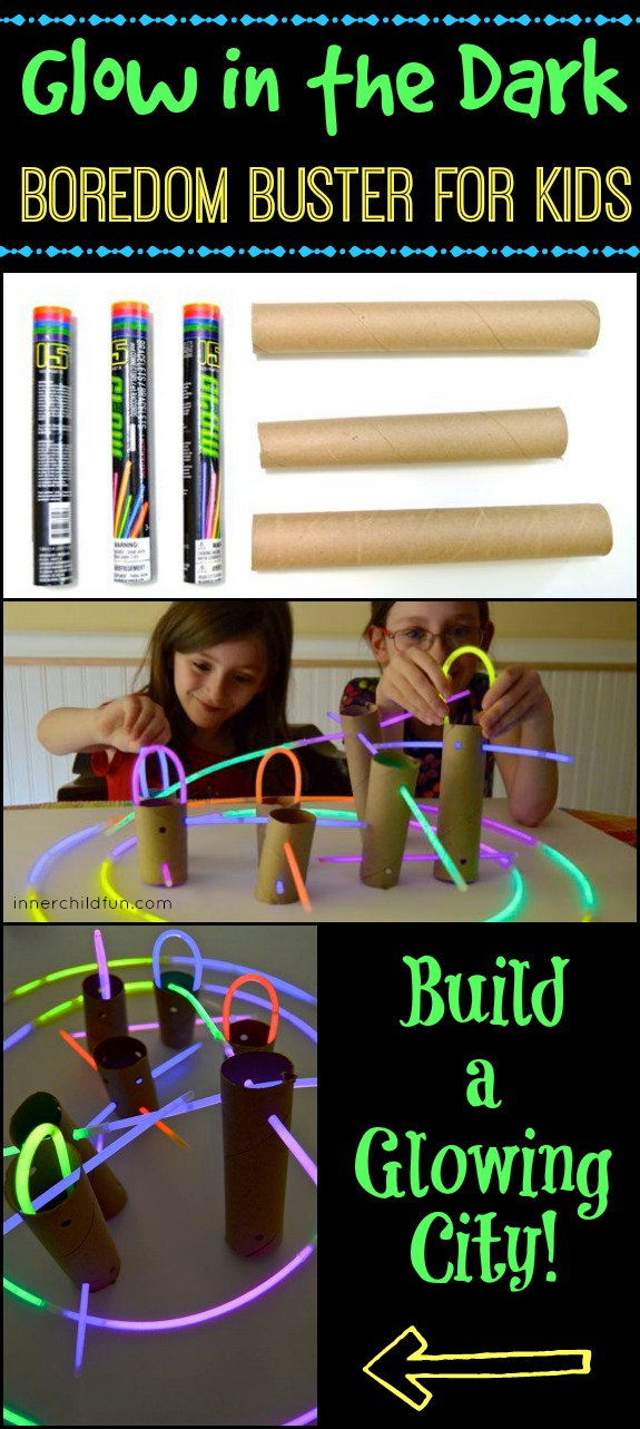 Build a Glowing City!