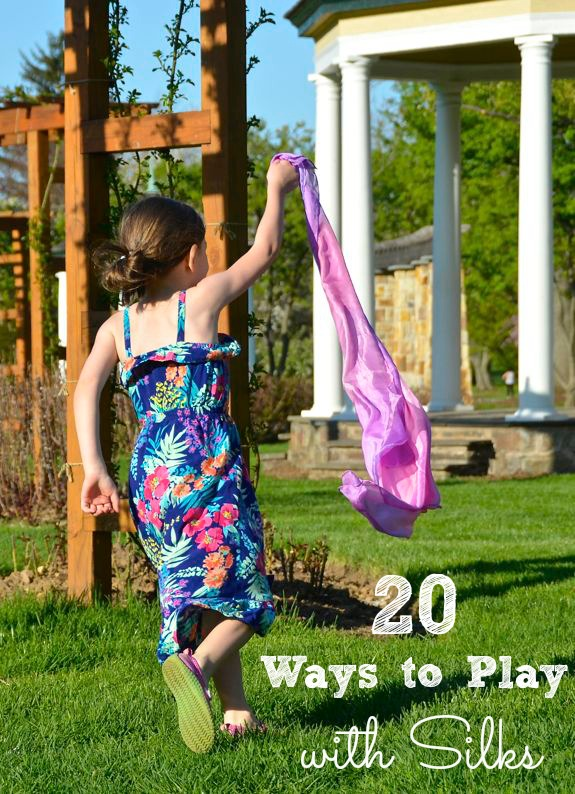 20 Ways to Play with Silks