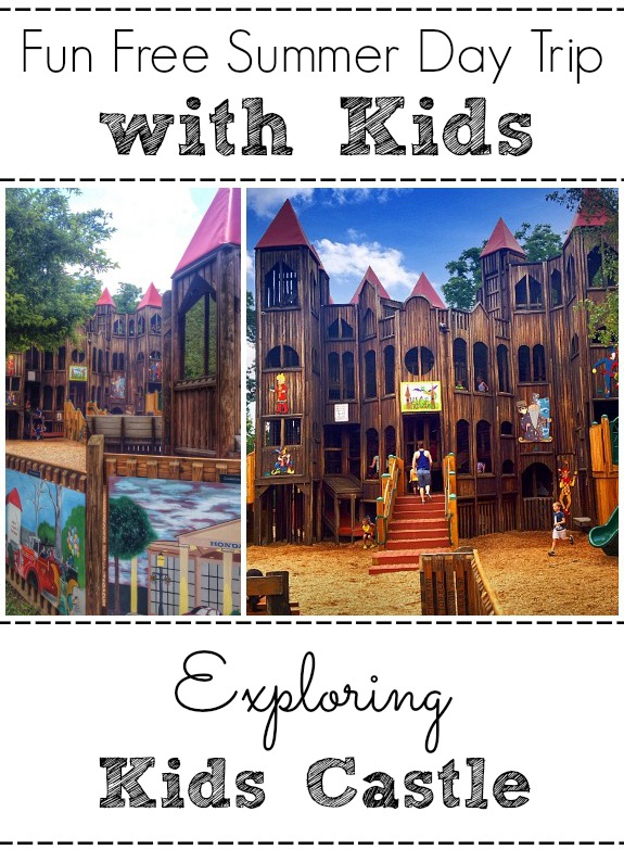 Exploring Kids Castle