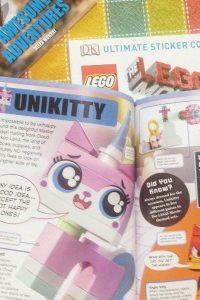 Our Favorite Books for LEGO Movie Fans