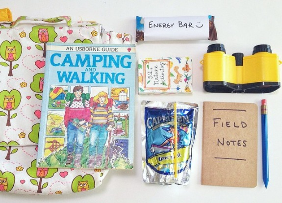 Nature Packs for Kids