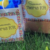 Make a Summer S'mores Kit!