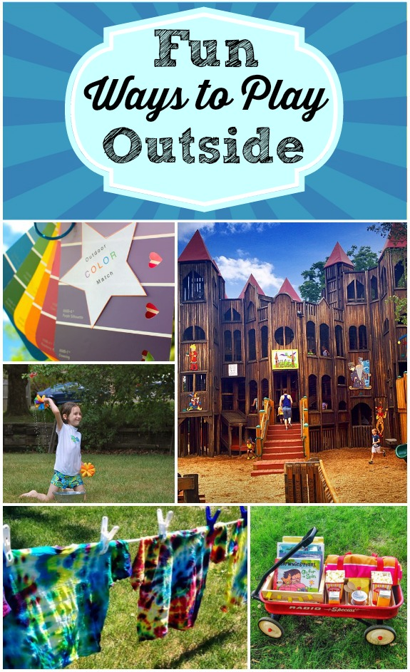 Fun Ways to Play Outside