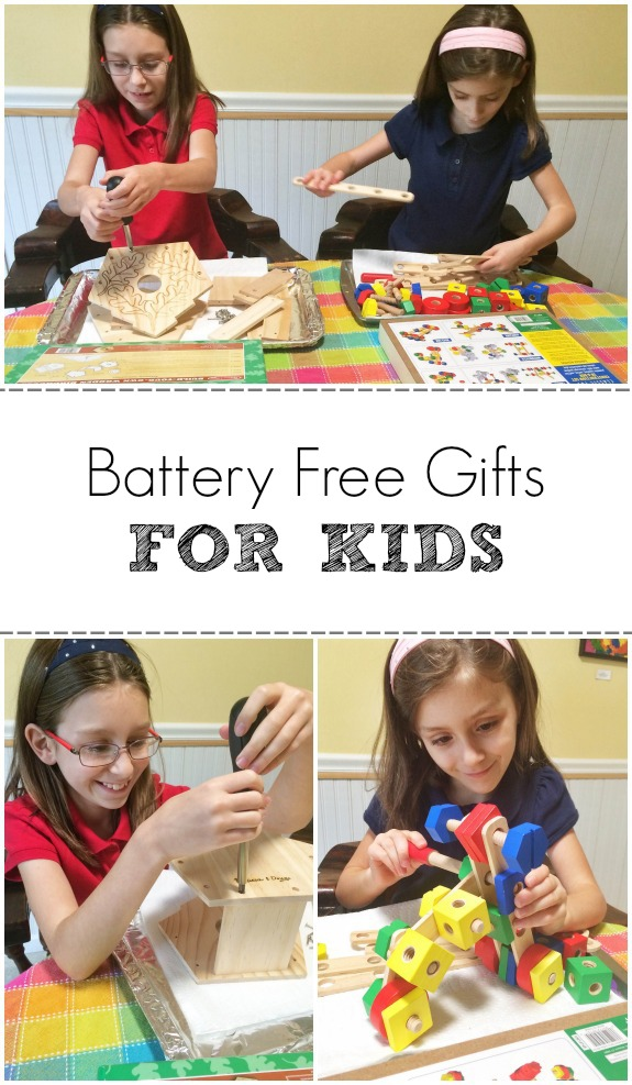 Battery Free Gifts for Kids