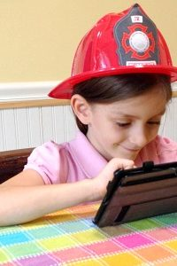 Teaching Kids About Fire Safety