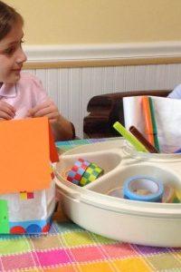 Rainy Day Fun — Paper Bag Houses